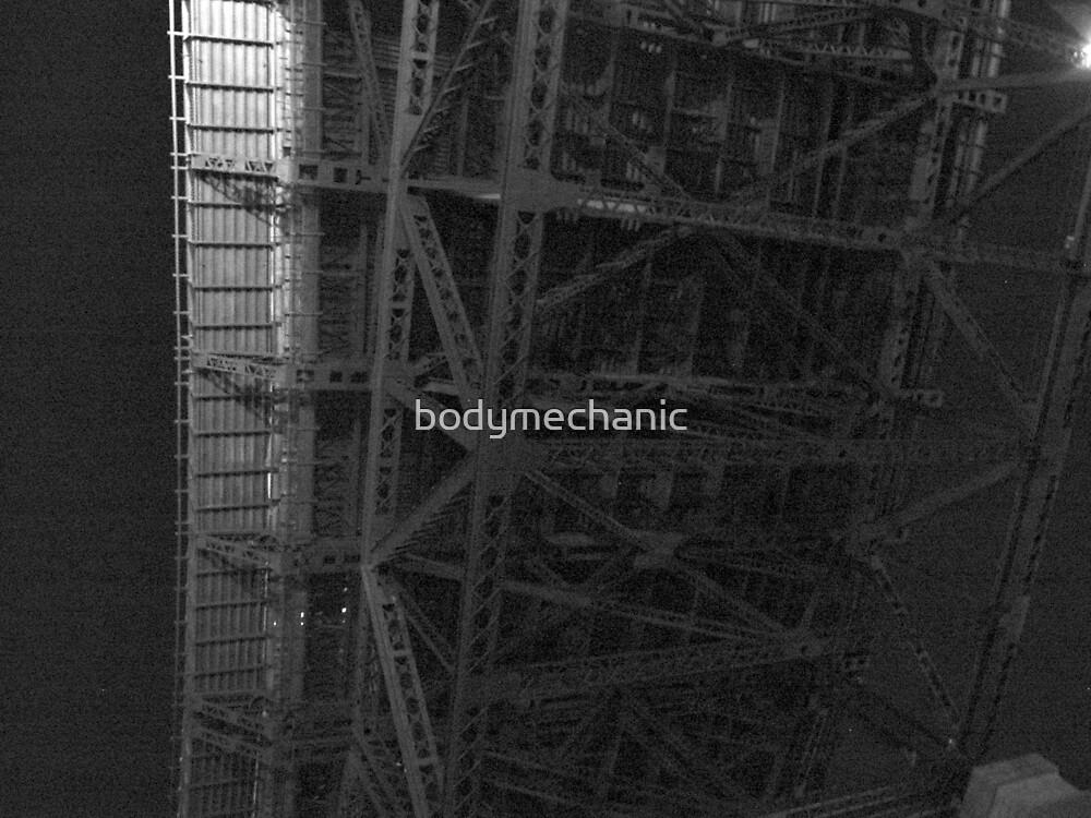mesh by bodymechanic