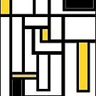 'Modern Vibe 5'  by Roz Abellera Art Gallery