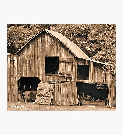 """""""Grandpappy's 'Work-from-Home Jobs Center'""""... prints and products Photographic Print"""