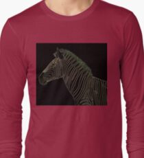 Zebra Background - Fresh New Ideas using Light and Color T-Shirt