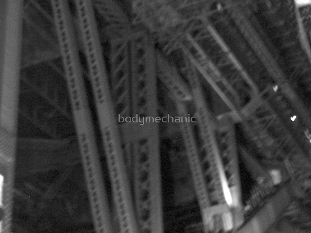 mechano by bodymechanic