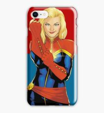 We will be the stars we were always meant to be - Carol Danvers iPhone Case/Skin