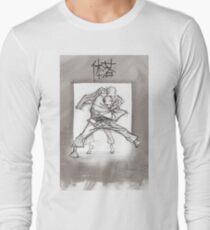 TAI OTOSHI Long Sleeve T-Shirt