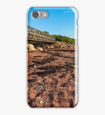 Bridge on Fundy Bay iPhone Case/Skin