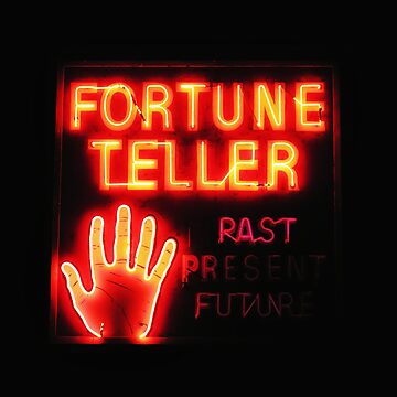 Fortune Teller by karimala