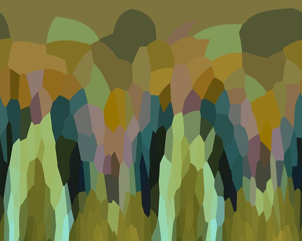 The earthtone crowd by pelmof