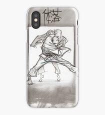 TAI OTOSHI iPhone Case/Skin