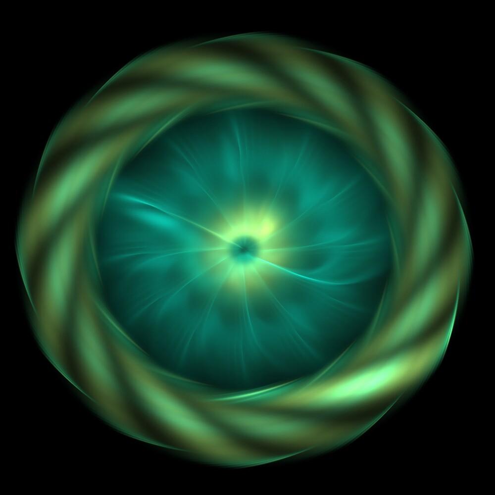 Eye of the peacock by pelmof