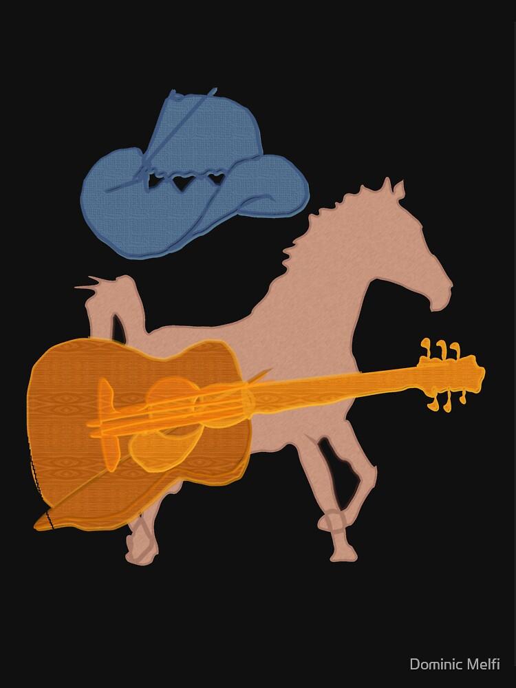 TSHIRT Cowboy Theme by dmelfi
