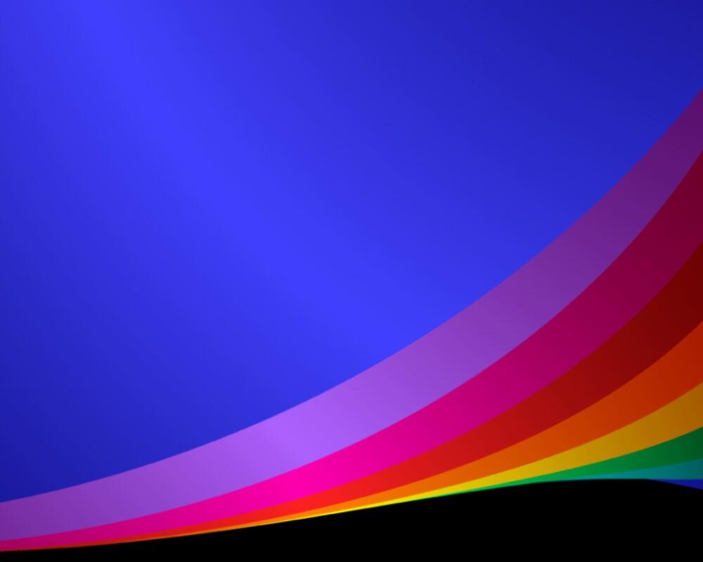 Shiny rainbow by pelmof