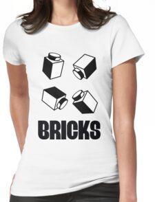 """BRICKS"", by Customize My Minifig T-Shirt"