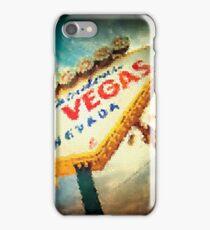Fractal Scapes - Las Vegas iPhone Case/Skin