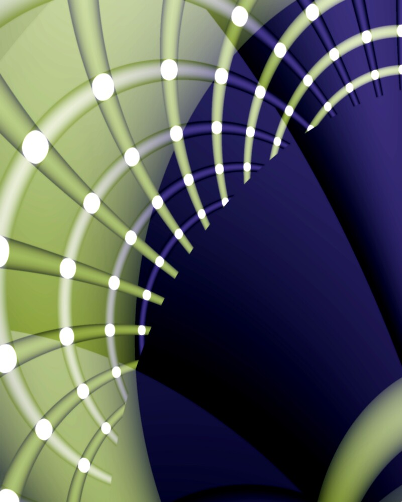 Fractal arches by pelmof