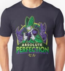 Absolute Perfection - Dragonball Z Unisex T-Shirt