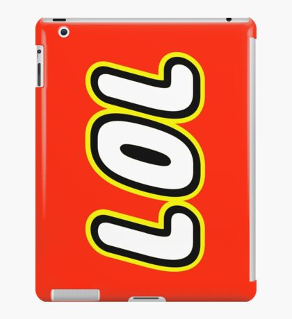 LOL iPad Case/Skin