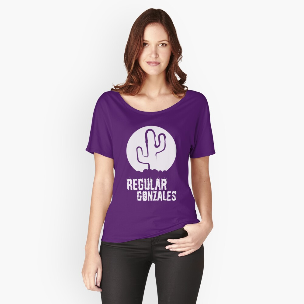 Regular Gonzales Cactus Relaxed Fit T-Shirt