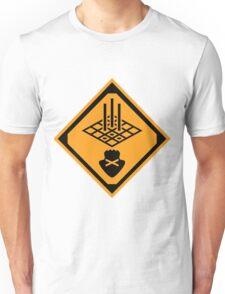 Don't Swim on the Grates Unisex T-Shirt