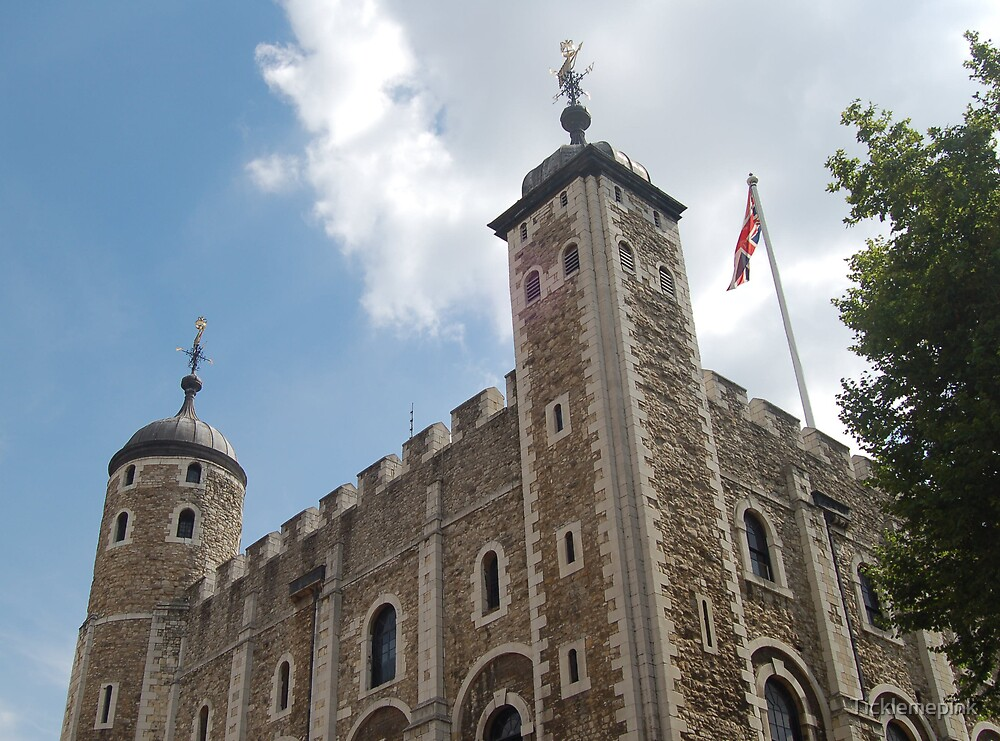 Tower of London by Ticklemepink