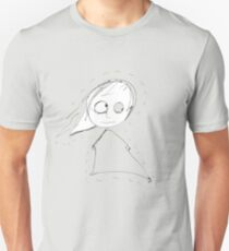 ghost of the scanning room 3 Unisex T-Shirt
