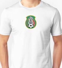 Mexico National Football Team Logo Unisex T-Shirt