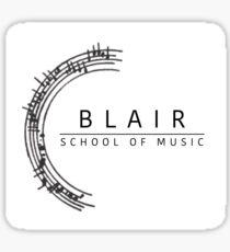 Vanderbilt Blair School of Music Sticker