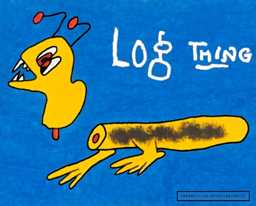 Log Thing by santakaoss