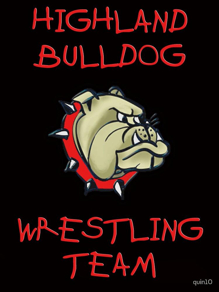 Bulldog Wrestling by quin10