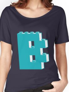 THE LETTER B, by Customize My Minifig Women's Relaxed Fit T-Shirt