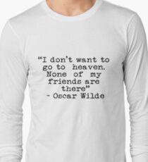 Oscar Wilde - Heaven T-Shirt