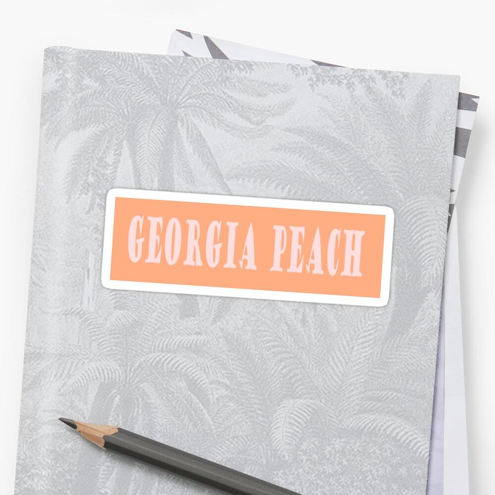 Georgia Peach by JuliesDesigns