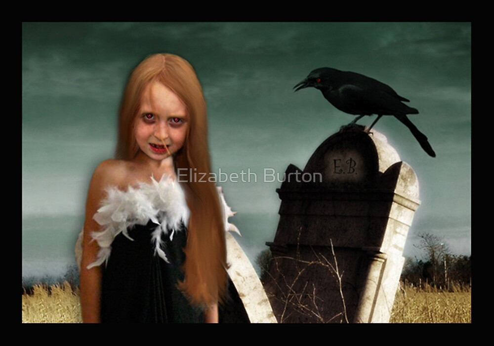 Once Upon A Raven by Elizabeth Burton