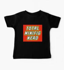TOTAL MINIFIG NERD Baby Tee