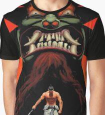 Samurai Jack Redamption Graphic T-Shirt