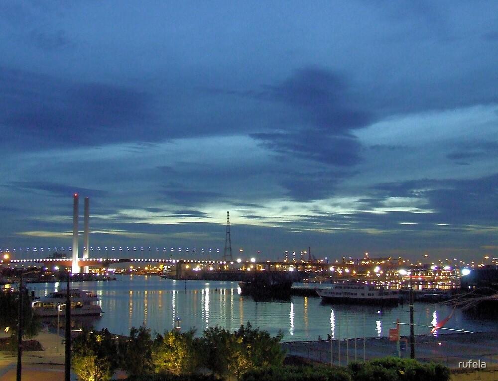 Docklands  by rufela