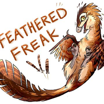 Feathered Freak by NuclearLemons