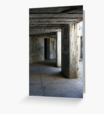 Fort Casey Greeting Card