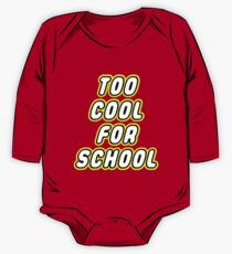 TOO COOL FOR SCHOOL  One Piece - Long Sleeve