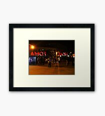 MONA FOMA 2014 1 Framed Print