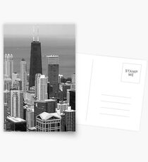 John Hancock Center Postcards