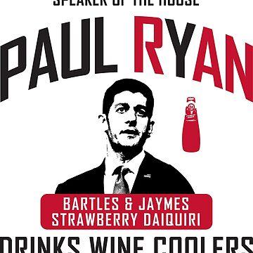 Paul Ryan Wine Cooler by FirstDept