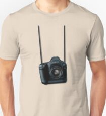 Camera shirt - for Canon users Unisex T-Shirt