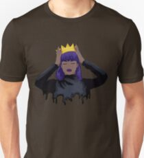 Purple Queen Unisex T-Shirt