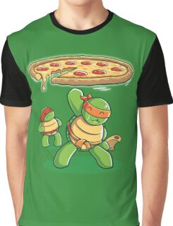 Delicious Disk Attack Graphic T-Shirt