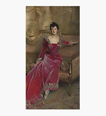 Mrs. Hugh Hammersley , John Singer Sargent (American, Florence Photographic Print