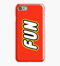 FUN, Customize My Minifig iPhone Case/Skin