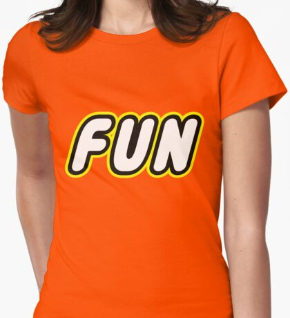 FUN, Customize My Minifig T-Shirt