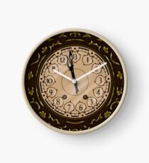 13th Hour Clock