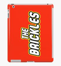 THE BRICKLES iPad Case/Skin