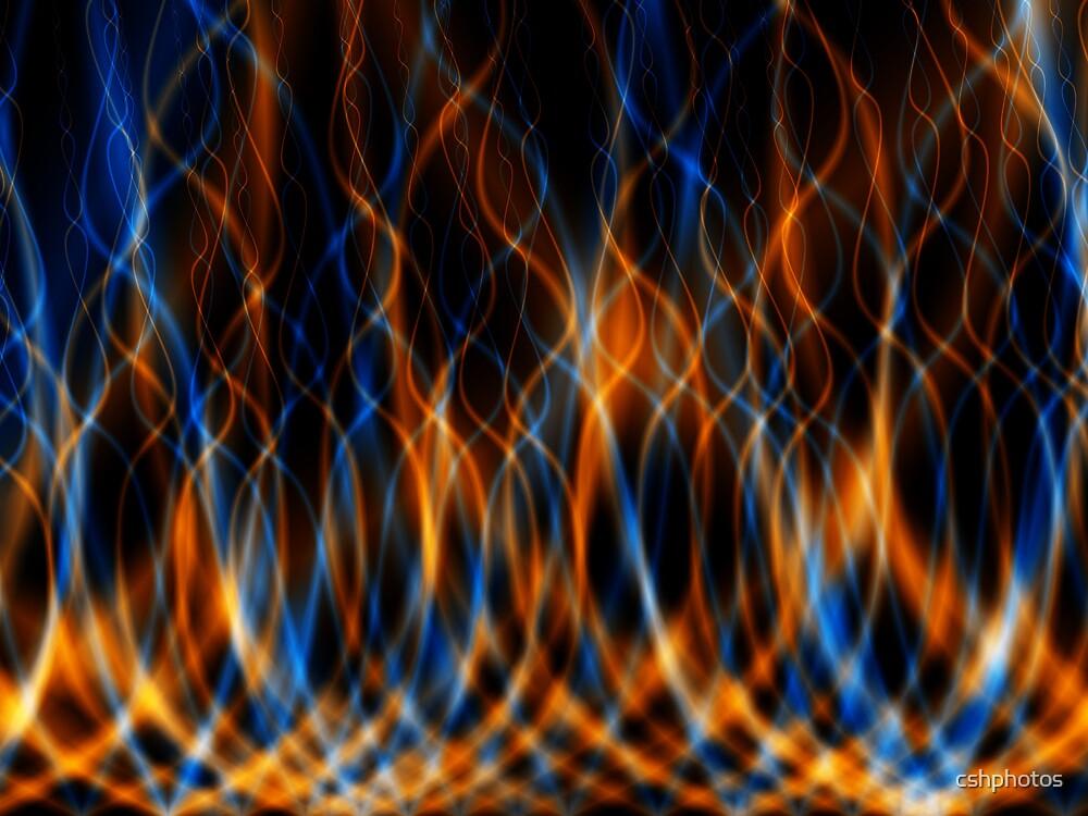 Fractal Fire by cshphotos