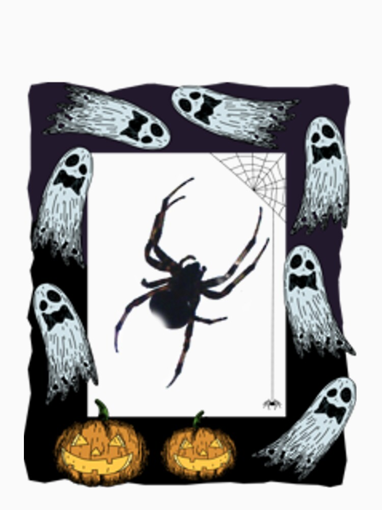 halloween spider by cheywings
